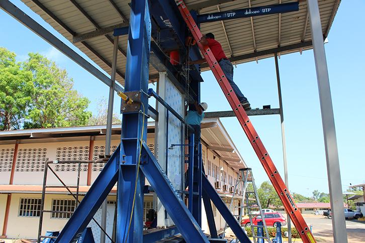 Pruebas Realizadas en el Centro Experimental de Ingeniería (CEI) - Azuero