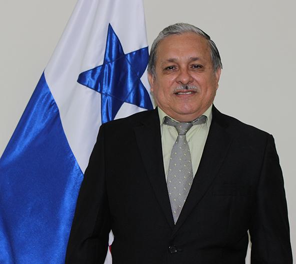Licenciado Ismael Batista - Subdirector Académico - Centro Regional de Azuero