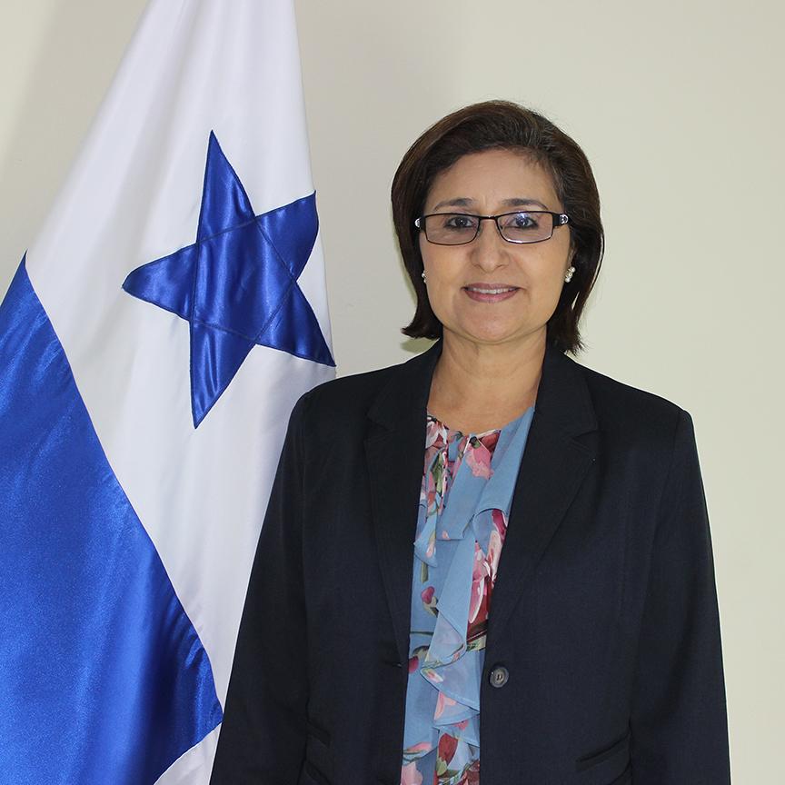 Ingeniera Maritza Cedeño de Moreno - Coordinadora de Investigación