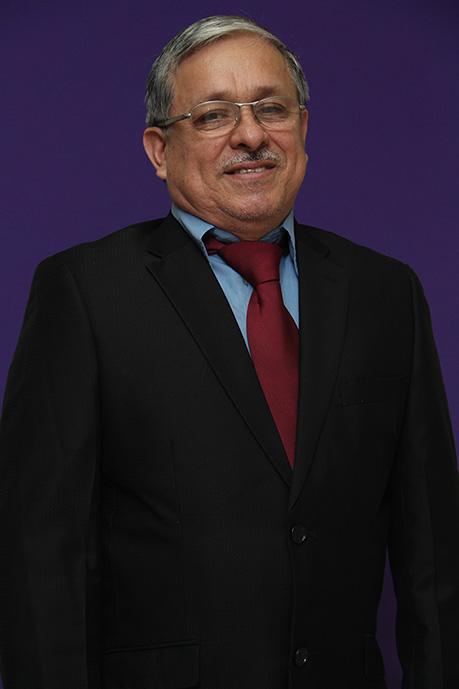 Licenciado Ismael Batista - Subdirector Académico